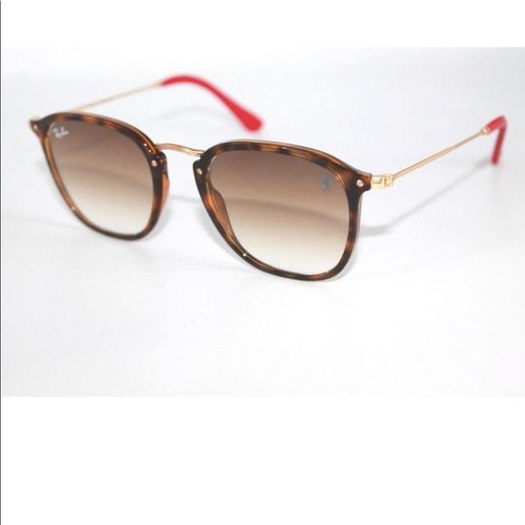 Ray-Ban Ferrari Tortoise - Brown - Sunglasses